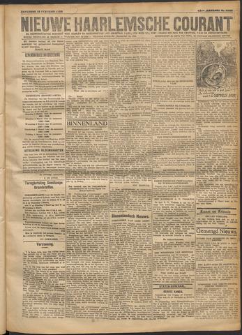 Nieuwe Haarlemsche Courant 1920-02-28