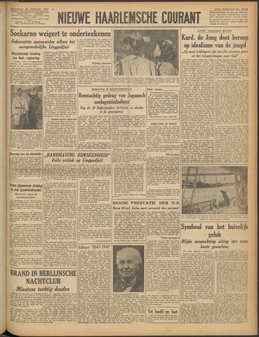 Nieuwe Haarlemsche Courant 1947-02-10