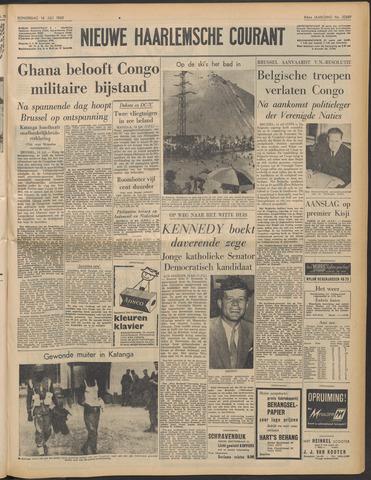 Nieuwe Haarlemsche Courant 1960-07-14