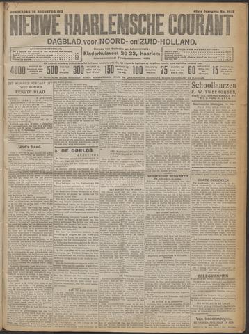 Nieuwe Haarlemsche Courant 1915-08-26