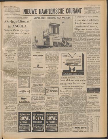 Nieuwe Haarlemsche Courant 1961-04-14