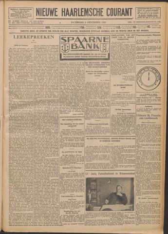 Nieuwe Haarlemsche Courant 1929-11-09