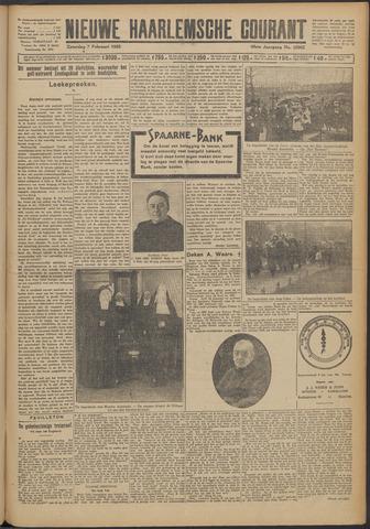 Nieuwe Haarlemsche Courant 1925-02-07