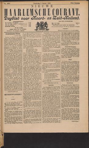 Nieuwe Haarlemsche Courant 1902-01-09