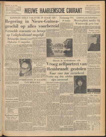 Nieuwe Haarlemsche Courant 1962-07-30
