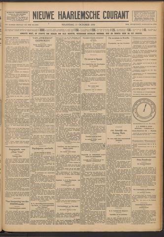 Nieuwe Haarlemsche Courant 1930-10-13