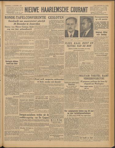 Nieuwe Haarlemsche Courant 1949-11-02