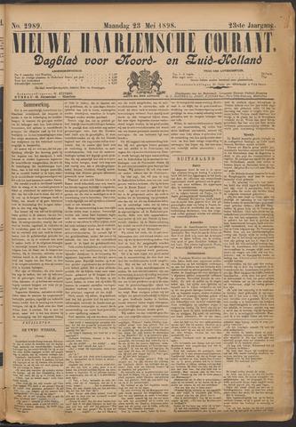 Nieuwe Haarlemsche Courant 1898-05-23