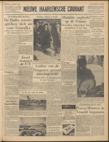 Nieuwe Haarlemsche Courant 1957-01-21