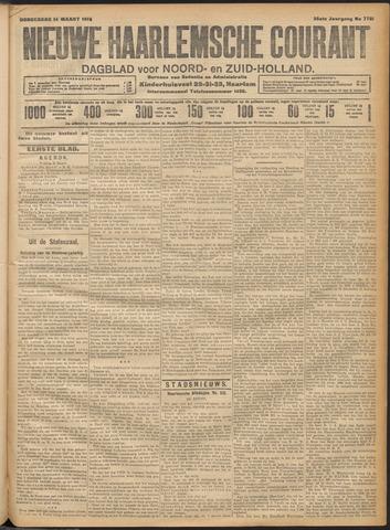 Nieuwe Haarlemsche Courant 1912-03-14