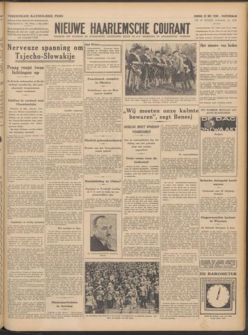 Nieuwe Haarlemsche Courant 1938-05-22