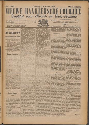 Nieuwe Haarlemsche Courant 1904-03-19