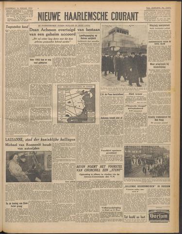 Nieuwe Haarlemsche Courant 1950-02-16
