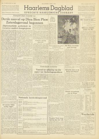 Haarlem's Dagblad 1954-05-03