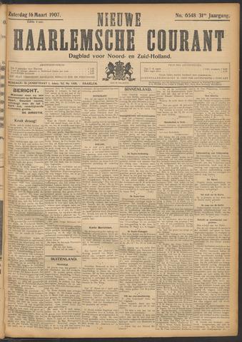 Nieuwe Haarlemsche Courant 1907-03-16