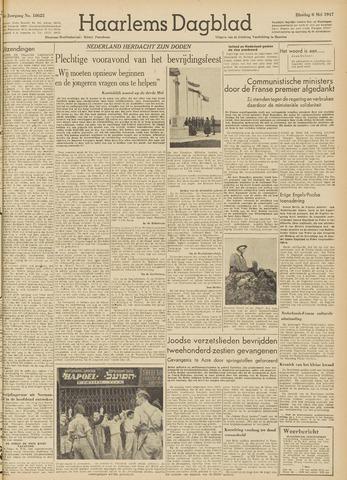 Haarlem's Dagblad 1947-05-06