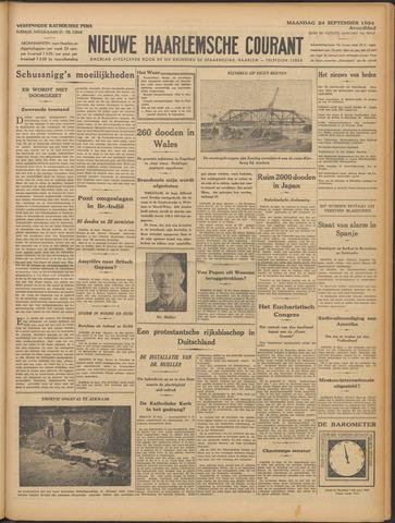 Nieuwe Haarlemsche Courant 1934-09-24