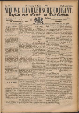 Nieuwe Haarlemsche Courant 1906-03-08