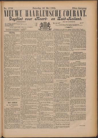 Nieuwe Haarlemsche Courant 1904-05-21