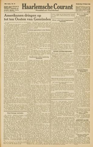 Haarlemsche Courant 1945-03-29