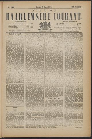 Nieuwe Haarlemsche Courant 1889-03-17
