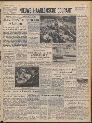 Nieuwe Haarlemsche Courant 1952-06-19