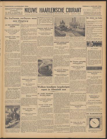 Nieuwe Haarlemsche Courant 1936-01-03