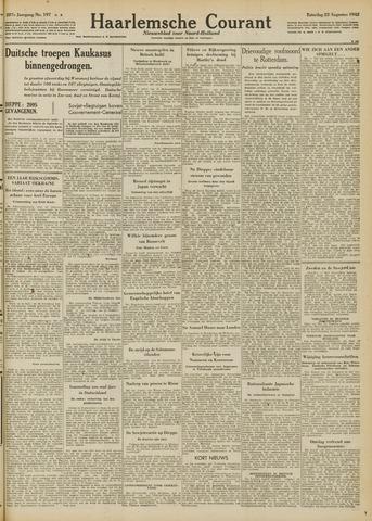 Haarlemsche Courant 1942-08-22