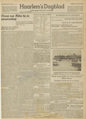 Haarlem's Dagblad 1942