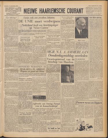 Nieuwe Haarlemsche Courant 1951-08-17