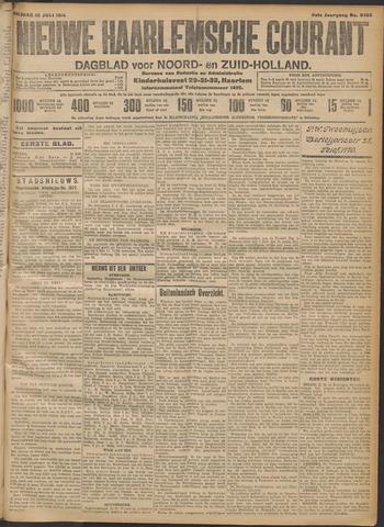 Nieuwe Haarlemsche Courant 1914-07-10