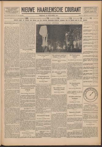 Nieuwe Haarlemsche Courant 1931-10-16