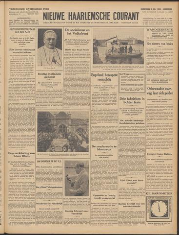 Nieuwe Haarlemsche Courant 1936-07-09
