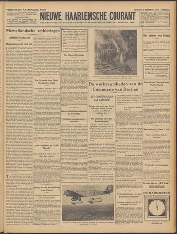 Nieuwe Haarlemsche Courant 1935-09-28
