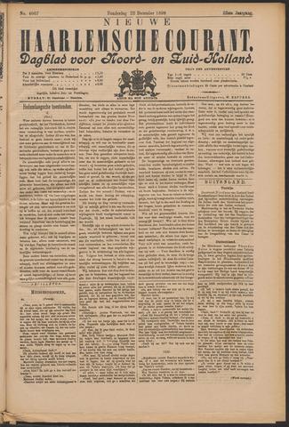 Nieuwe Haarlemsche Courant 1898-12-22