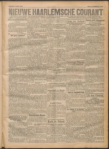 Nieuwe Haarlemsche Courant 1920-04-09