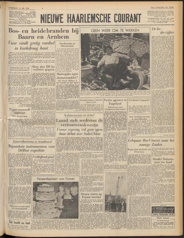 Nieuwe Haarlemsche Courant 1954-05-12