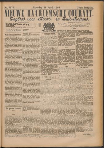 Nieuwe Haarlemsche Courant 1906-04-14