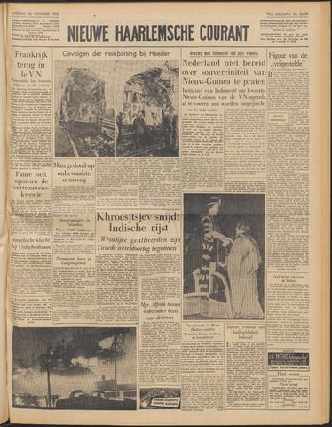Nieuwe Haarlemsche Courant 1955-11-26