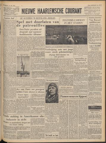 Nieuwe Haarlemsche Courant 1952-05-15