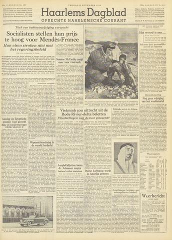 Haarlem's Dagblad 1954-11-12