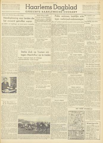 Haarlem's Dagblad 1951-04-09