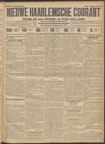 Nieuwe Haarlemsche Courant 1912-10-08