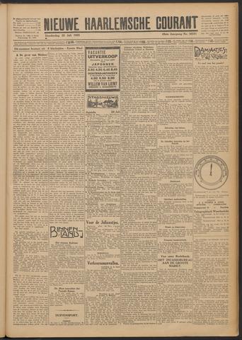 Nieuwe Haarlemsche Courant 1925-07-23