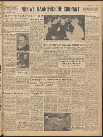 Nieuwe Haarlemsche Courant 1949-03-05