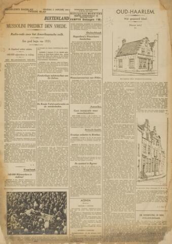 Haarlem's Dagblad 1931