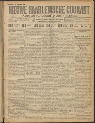 Nieuwe Haarlemsche Courant 1914-01-28
