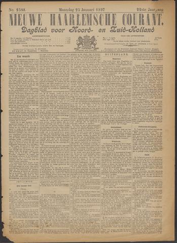 Nieuwe Haarlemsche Courant 1897-01-25