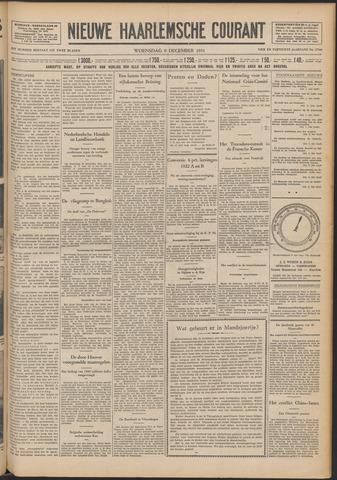 Nieuwe Haarlemsche Courant 1931-12-09