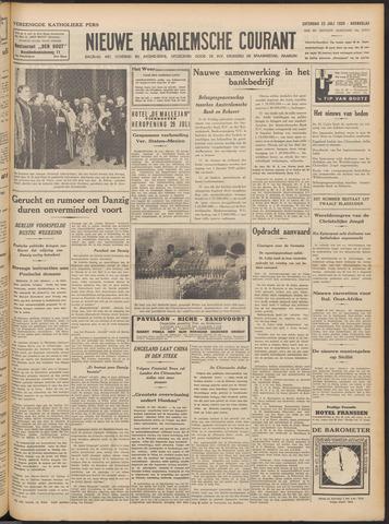 Nieuwe Haarlemsche Courant 1939-07-22